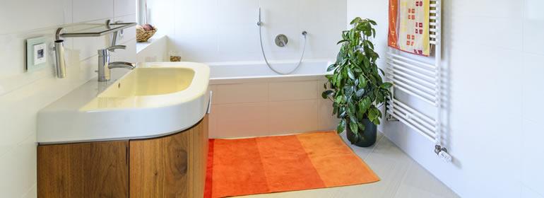 Bad- und Sanitaereinrichtungen vom Sanitärfachmann Kosberg